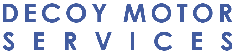 decoy motor services logo